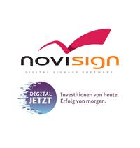 NoviSign Digital Signage Lösungen - staatliche Fördermittel möglich