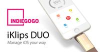 Adam Elements startet iKlips DUO-Kampagne auf Indiegogo