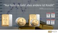 Kauf von physischen Edelmetallen auch über eigenen Online-Gold-Shop möglich!