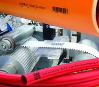 Gestochen scharfe Kennzeichnungen auf Kunststoff, Gummi und Silikon