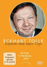Eckhart Tolle Vorträge live - jetzt auf DVD