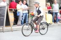 Historische Räder und Wannenbäder