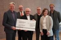 Leser spenden 644.000 Euro auch für Caritasprojekte in der Diözese