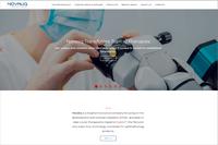 Die Novaliq GmbH aus Heidelberg präsentiert sich auf einer neuen Internetseite