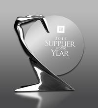 Huf erhält General Motors Supplier of the Year Award 2015