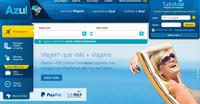 Preisgünstig Fliegen und Übernachten mit Azul Brazilian Airlines