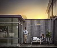Terrasse und Balkon angenehm temperieren