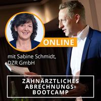 Online Zahnärztliches Abrechnungs-Bootcamp am 13. März 2021