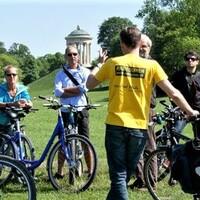 Stadtrundfahrt München - individuelle Stadtführung mit Fahrrad