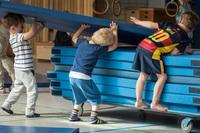 Purzelturnen und Frauengymnastik im Alter sind absolute Top-Kurse