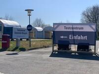 Weissenhäuser Strand eröffnet Testzentrum