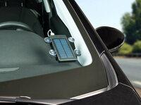 revolt Auto-Solar-Powerbank PB-20.s, 2.000 mAh; Scheiben-Halterung