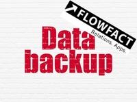 Ihr FlowFact Serversystem nach Ausfall in 7 Minuten wieder einsatzbereit!!!