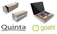 Smarte Desktop Lösungen von Gosh bei Quinta