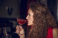 Sommerliche Cocktailgläser im Arnstadtkristall-Shop