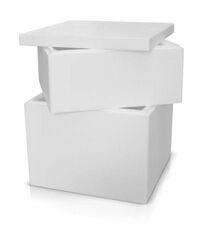 System-Styroporboxen für temperaturempfindliche Waren!