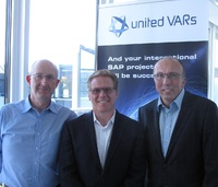 All for One Steeb AG - United VARs LLP jetzt SAP Global VAR. Eintritt in ausgewählten Kreis der SAP Global Reseller