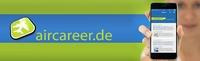 Nachwuchsportal aircareer.de gibt es nun als mobile App