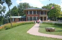Galena am Mississippi ehrt den Kriegshelden und späteren Präsidenten Ulysses S. Grant