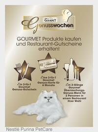 GOURMET Genusswochen für alle wahren Feinschmecker