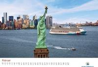 Kreuzfahrtkalender 2016 wieder bestellbar