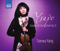 ECHO Klassik 2015 für Tianwa Yang
