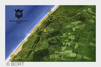 Erster Beach Obstacle Run am Strand von Texel