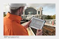 Panasonic zeigt auf Intergeo 2015 robuste TOUGHPAD und TOUGHBOOK Hardware für BIM- und GIS-Anwendungen