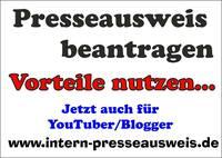 Offizielle internationale Presseausweis beantragen