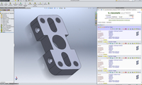 Erweiterter Funktionsumfang der CAD-integrierten Bauteilsuche