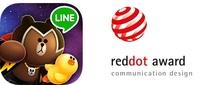 LINE Rangers gewinnt den Red Dot Award