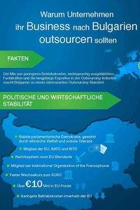 Warum Bulgarien der Top-Standort für Outsourcing in Europa ist