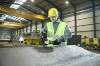Metallkanten schnell und sauber bearbeiten