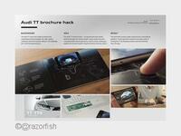 Razorfish und Audi siegreich bei Smarties Award
