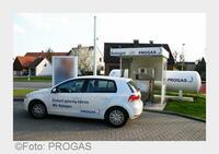 Flächendeckende Versorgung durch bundesweit fast 7.000 LPG-Tankstellen