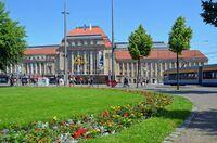 100 Jahre Leipziger Hauptbahnhof  am 24. Oktober 2015 wird gefeiert