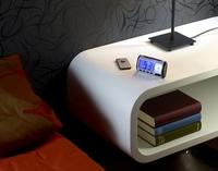 OctaCam Tischuhr mit SD-Videokamera, Audio-Recorder und Wecker