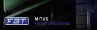 FBT erweitert erfolgreiche MITUS-Serie um vier kompakte, flugfähige 18-Zoll-Kardioid-Subwoofer