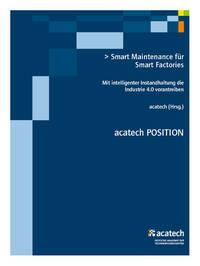 Smart Maintenance wird der Jobmotor der Zukunft sein