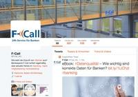 F-Call AG ist jetzt auch auf Twitter vertreten