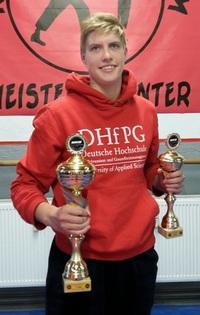 DHfPG-Studierende Nadine Flöper ist Kickbox-Weltmeisterin!