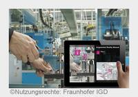 Fraunhofer überzeugt mit Augmented-Reality-Technologien