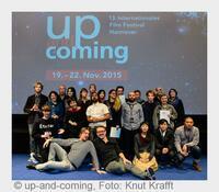 up-and-coming ehrt die besten Nachwuchsfilmer