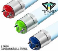 VDE geprüfte LED T8 Universal Led Röhre - endlich verfügbar