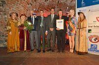 Leipziger Tourismuspreis 2015 geht an das Projekt VINETA auf dem Störmthaler See und an Oliver Zille