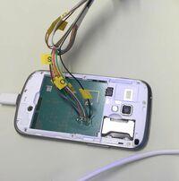 Forensik liest Daten aus gesperrten Smartphone