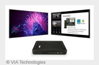 VIA ALTA DS 2 Media Player für Audience™ for Android Software von Capital Networks™ zertifiziert