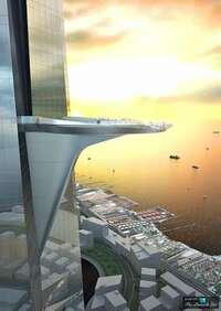 Der weltweit höchste Turm samt Luxushotel entsteht in Jeddah