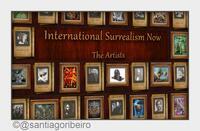 Internationale Surrealismus Now im Jahr 2016 in den Vereinigten Staaten, Mississippi, Particle Coimbra und Multimedia Poros Museum, Portugal