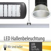 LED Hallenbeleuchtung Kauf - welches Produkt ist passend?
